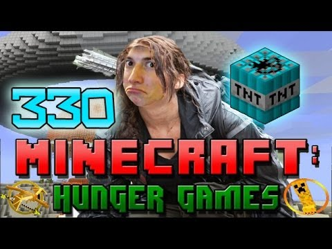 Minecraft: Hunger Games w/Mitch! Game 330 - WORLD DOMINATION