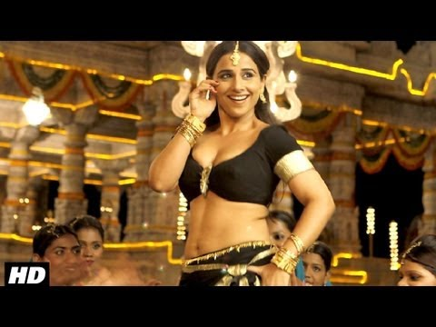 Honeymoon Ki Raat Vidya Balan Song | The Dirty Picture