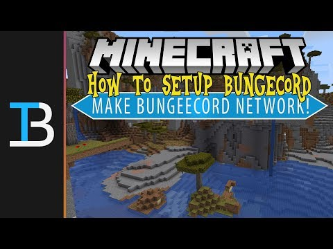 How To Make A BungeeCord Minecraft Server - How To Make A Minecraft Server Network Ep. 3