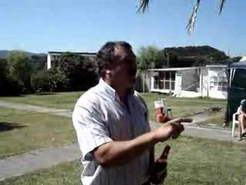Palomas Mensajeras en A Pedra do Sal