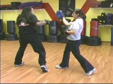 Jeet Kune Do Martial Arts Techniques : Hook Punch Jeet Kune Do Move Image 1
