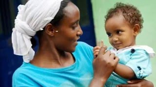 Ethiopia -- A true story of a mother who longed for her daughter's call )