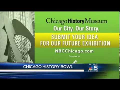NBC Chicago introduces the Chicago History Museum s Chicago History Bowl