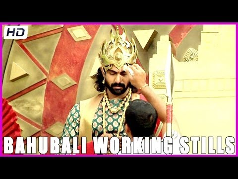 Making Of Baahubali One Year Journey Prabhas Rana Anushka Shetty ...