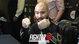 ARTEM LOBOV; REVEALS WHAT CONOR TOLD HIM ABOUT PAULIE MALIGNAGGI & DISSES HIS BOXING CAREER!