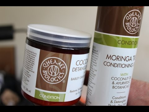 Qhemet biologics moringa tree conditioning Ghee   Review