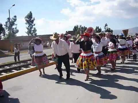 SANTIAGO EN HUANCAYO 2011 ORQ INCONFUNDIBLES ASES DEL CENTRO de VICENTE RAMOS RIVERA .wmv