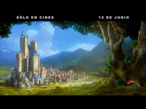 Justin, El Caballero Valiente - Justin and the Knights of Valour - Spot (HD)