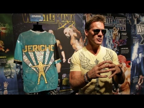 WrestleMania XXVIII Diary: Chris Jericho Video Entry