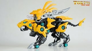 [TMT][890] ZW19 FangTiger! ZW19 ファングタイガー! Zoids Wild! ゾイドワイルド! TAKARA TOMY