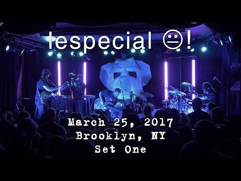 lespecial: 2017-03-25 - Knitting Factory; Brooklyn, NY (Set 1) [4K]