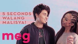 5 seconds walang malisya with Maymay Entrata and Edward Barber