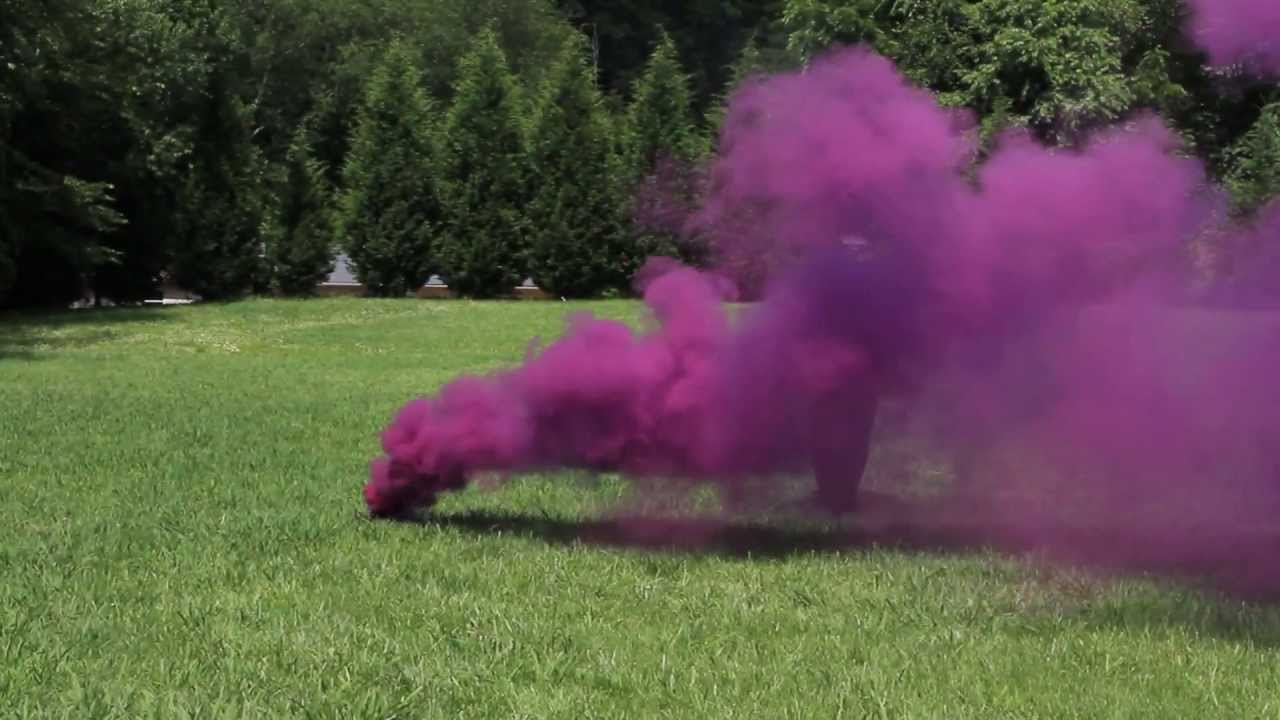 Find A Gas Station >> M-18 Smoke Grenade vs gas station smoke grenade - YouTube