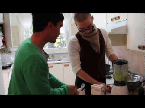 Vegan Cooking Show: Cooking on the Edge OFFICIAL TRAILER feat. Boy and Bear