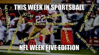 This Week in Sportsball: NFL Week Five Edition (2019)