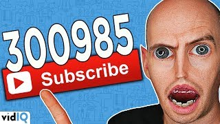 How to Get EXACTLY 300985 Subscribers
