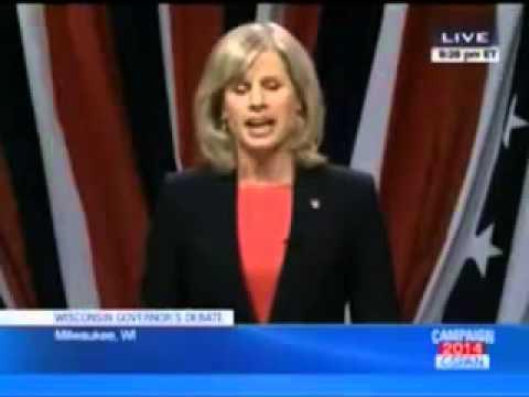 Mary Burke Touts Plagiarized Jobs Plan