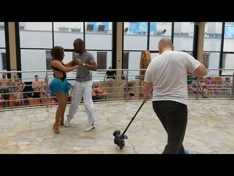 PZC2018 at AquaPark with Amanda & Andre  ~ video by Zouk Soul