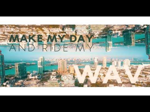Brooke Hogan - Ride The WAV l Lyric Video