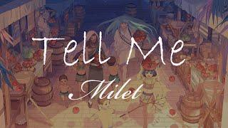 Download lagu 【 HD 】Tell me (Fate / Grand Order 절대마수 전선 바빌로니아 ED3 ) - milet - 【韓日字幕 / 한일자막】