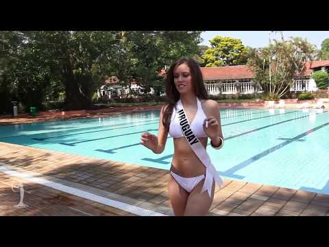 Miss Universe 2011 - The Bikini