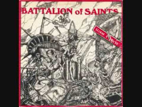 Battalion Of Saints - My Minds Diseased