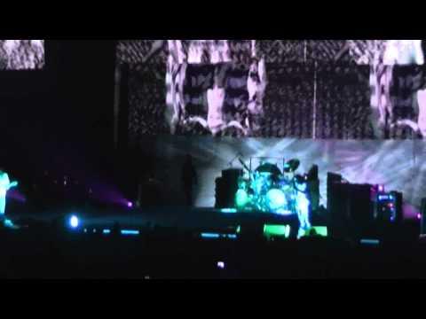 TOOL - Pushit - Live Reno Event Center Reno,NV (01/14/2012)