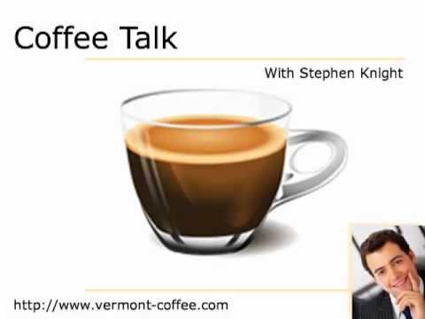 Coffee Talk - How Drinking Coffee Can Affect Your Health