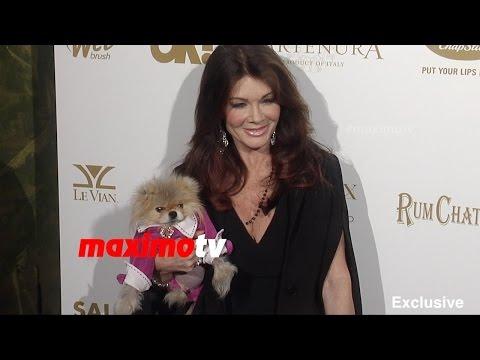 Lisa Vanderpump   OK! Pre-Grammy Party 2015   Red Carpet