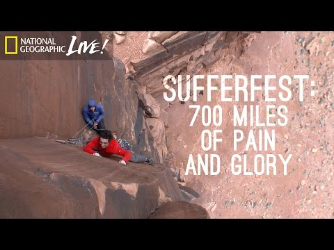 Sufferfest: 700 Miles of Pain and Glory - Nat Geo Live