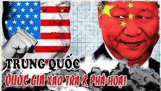 Trung Quốc quốc gia xảo trá và chuyên ph.á hoại nền Kinh Tế Nước Khác