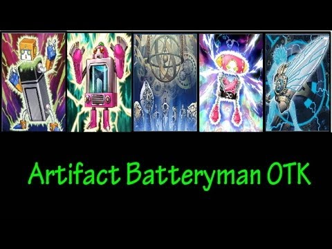 YGOPRO - Artifact Batteryman OTK