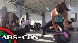 """Sports U: Dyan tries """"cage fitness"""""""