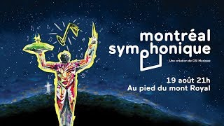 Montreal Symphonique August 2017 At Mount Royal Parc Hd Please Subscribe