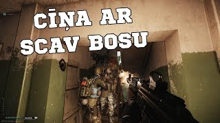 EPISKĀ CĪŅA AR SCAV BOSU | Escape From Tarkov
