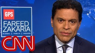 Fareed: EU, US should be celebrating diversity