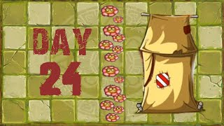 Plants vs Zombies 2 - Lost City - Day 24 [Don