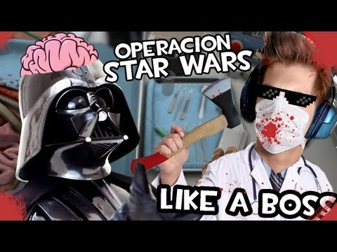DARTH VADER NECESITA UNOS CAMBIOS | Surgeon Simulator 2013