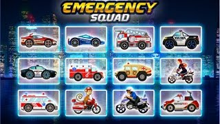 """Emergency Car Racing Hero """"PART Ambulance FireFighter"""" Videos Games for Kids - Girls - Baby Android"""