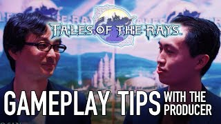 Tales of the Rays - iOS/Android - Gameplay tips with the Producer (Interview video)