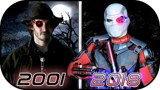 EVOLUTION of DEADSHOT in Movies, Cartoons, TV (1997-2018) Floyd Lawton Deadshot suicide squad 2