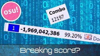 Breaking osu! score? - 12k combo run on Mashiro Iro Medley - Played by Doomsday