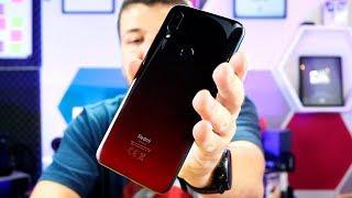 😱 Xiaomi Redmi 7 o celular intermediário de R$900   Unboxing e Impressões