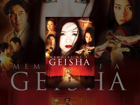 Memoirs Of A Geisha video