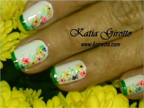 Unhas Decoradas - Fashion 08