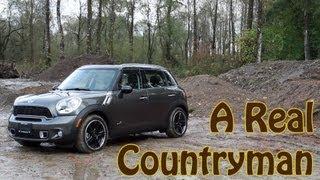 "2013 MINI Countryman Review - ""A Real Countryman"""
