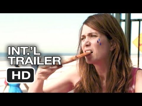 Girl Most Likely Official International Trailer #1 (2013) - Kristen Wiig Movie HD