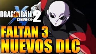 Dragon Ball Xenoverse 2 NUEVOS DLC FALTAN 3 SUPER SAIYAN BLUE PARA AVATAR ?