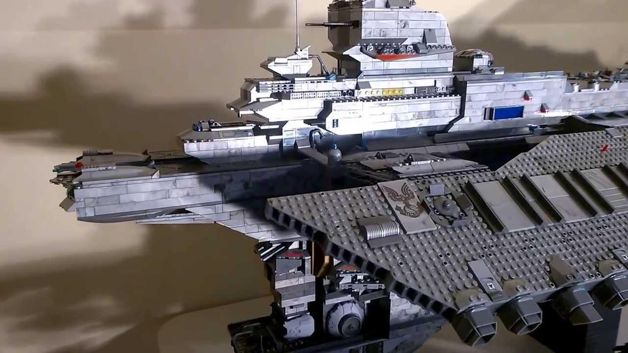 Lego Fan Build Ships