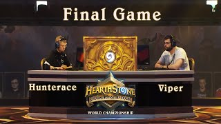 2019 HCT World Championship: FINAL GAME Hunterace vs Viper